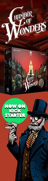 Chamber of Wonders Kickstarter.