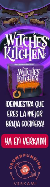 Witches Kitchen Verkami
