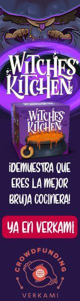Witches Kitchen Verkami
