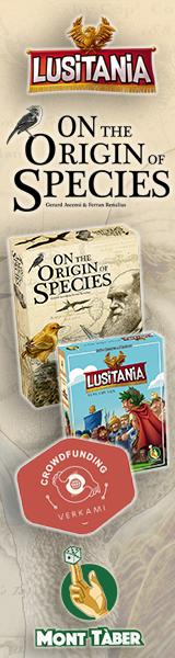 Origins - Lusitania