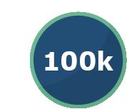 100000 Posts