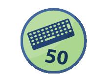 Spammer 50 mensajes en un día